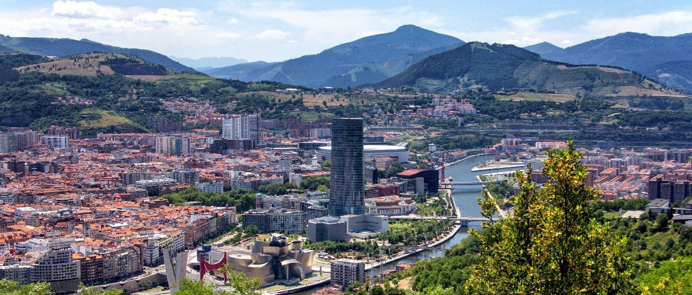 vakantie Bilbao