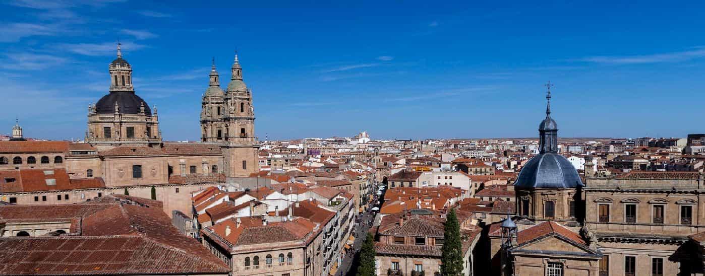 vakantie Salamanca