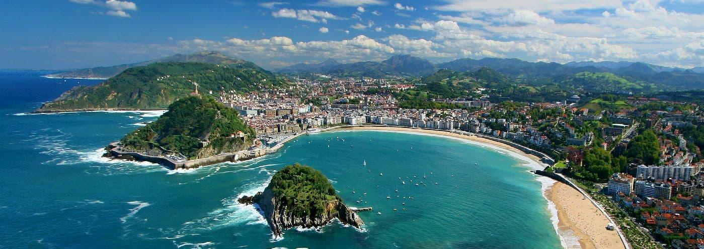 vakantie San Sebastian